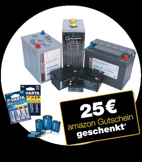 Kunde wirbt Kunden und bekommt 25 Euro Gutschein