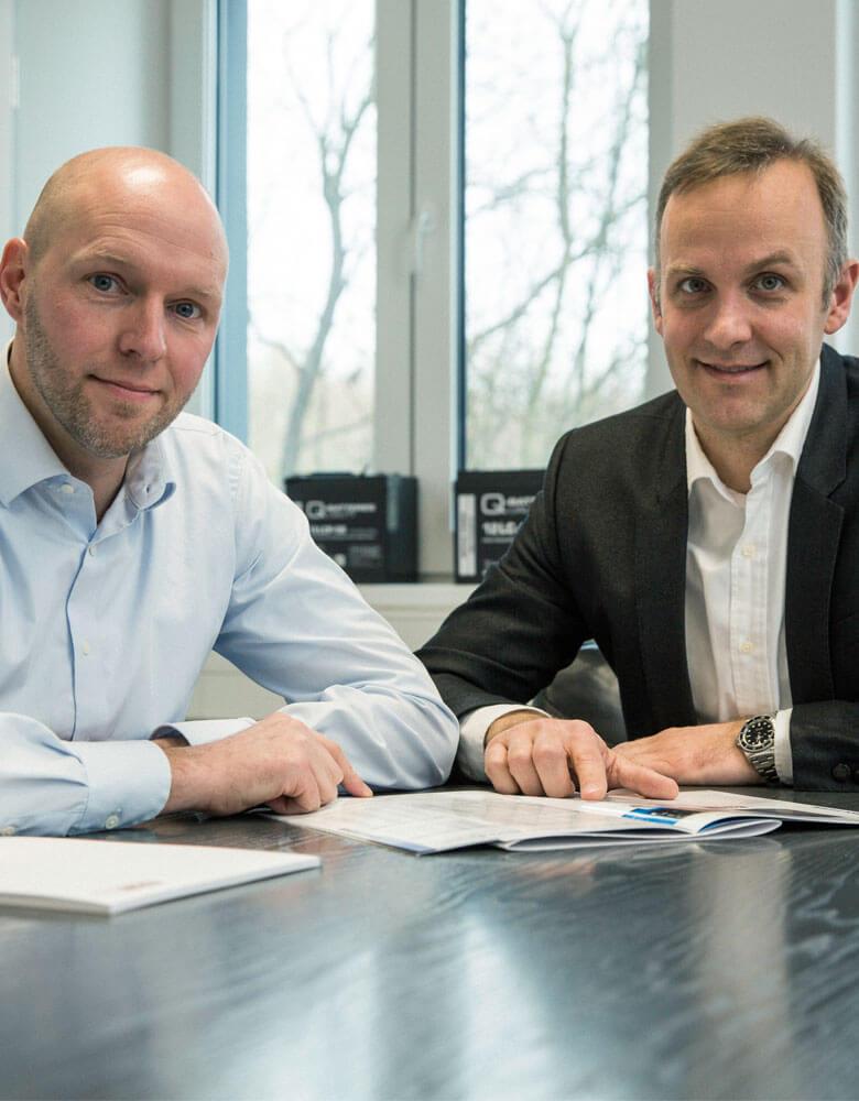 Geschäftsführer: Joachim Koop und Björn Nowosadtko