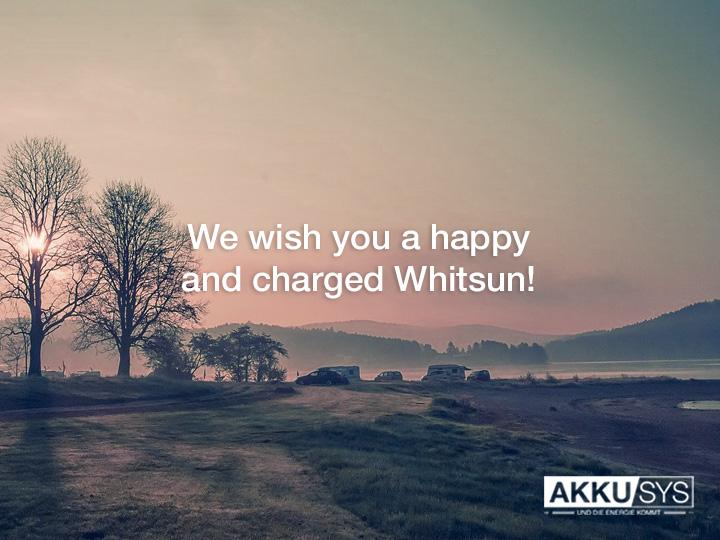 Happy Whitsun