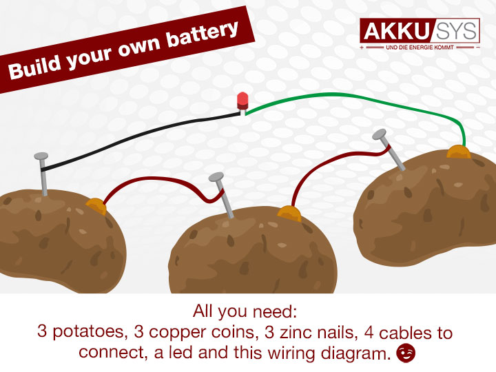 Build your own battery