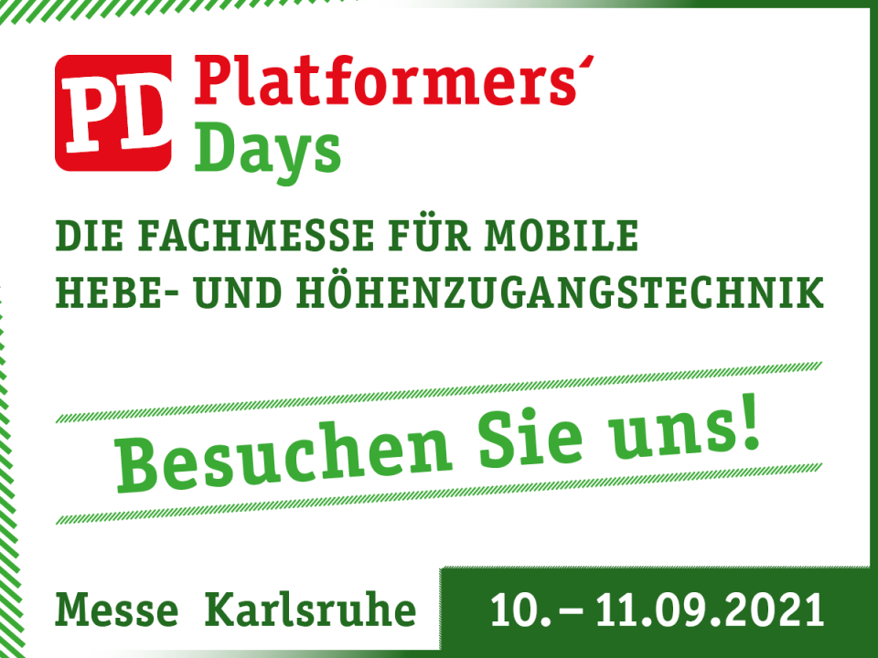 AKKU SYS auf Platformers Day Messe
